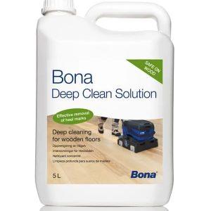 Solutie curatare profunda parchet Deep Clean Solution 5L Bona