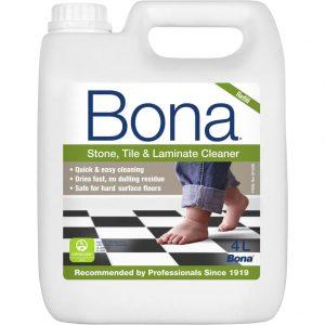 Detergent gresie si parchet laminat Bona 4 Litri