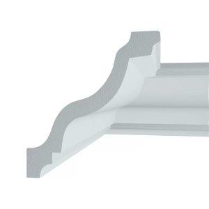 Cornisa perete polimer rigid model C11 11.2 x 10.8 x 200 cm Manavi