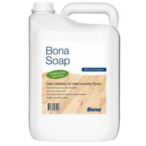 Detergent parchet Bona Soap 5L