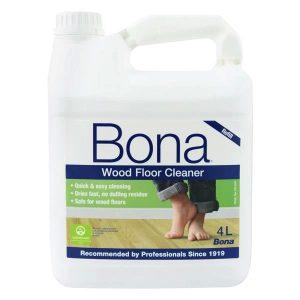 Detergent parchet lacuit Wood Floor Cleaner 4L Bona