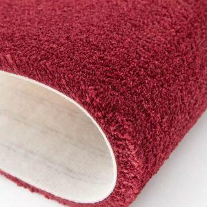 Mocheta rola de lux culoare rosie ITC Natural Embrace 16