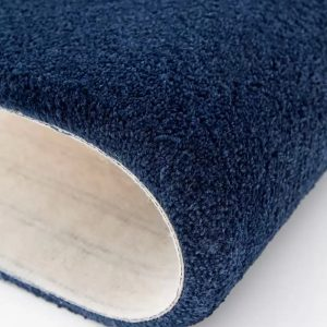 Mocheta rola de lux culoare culoare albastru ITC Natural Embrace 78