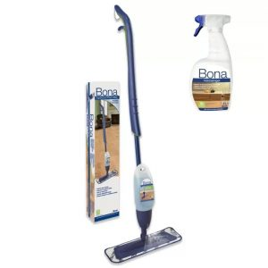 Spray Mop parchet uleiat + Detergent curatare usi - Pachet Promo
