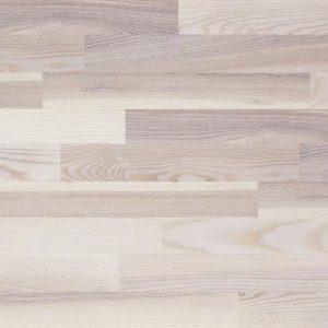 Parchet frasin Living White Matt 3s Polarwood