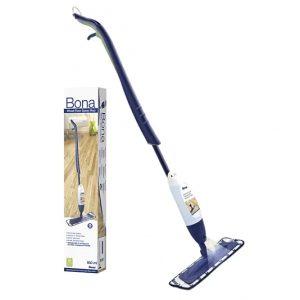 Spray mop parchet uleiat cu rezervor reincarcabil Bona
