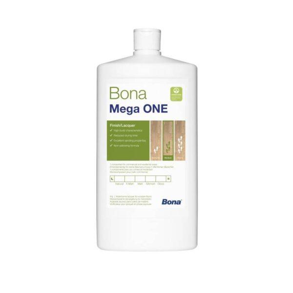 Lac parchet bona-mega-one 1 litru