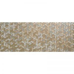 Decor Marazzi Appeal Sand Decoro Sign 20x50 Mata Bej M14T