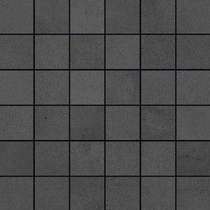 Decor Mozaic Marazzi Appeal Anthracite Mosaico 30x30 Mata Gri M13V