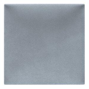 Panou decorativ tapitat perete Stegu Mollis Basic 02 30x30 cm argintiu MO-PK-30x30B2-R80