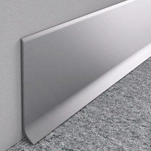 Plinta aluminiu 3 ml argintiu ambient 3