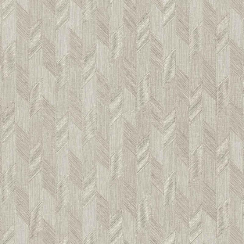 Tapet de lux geometric alb din vinil greu italian Zambaiti Trussardi 5 Z21821