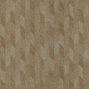 Tapet de lux geometric maro din vinil greu italian Zambaiti Trussardi 5 Z21824