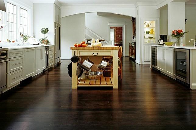 bamboo Kitchen Flooring ideas 2019