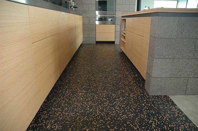 rubber Kitchen Flooring ideas 2019